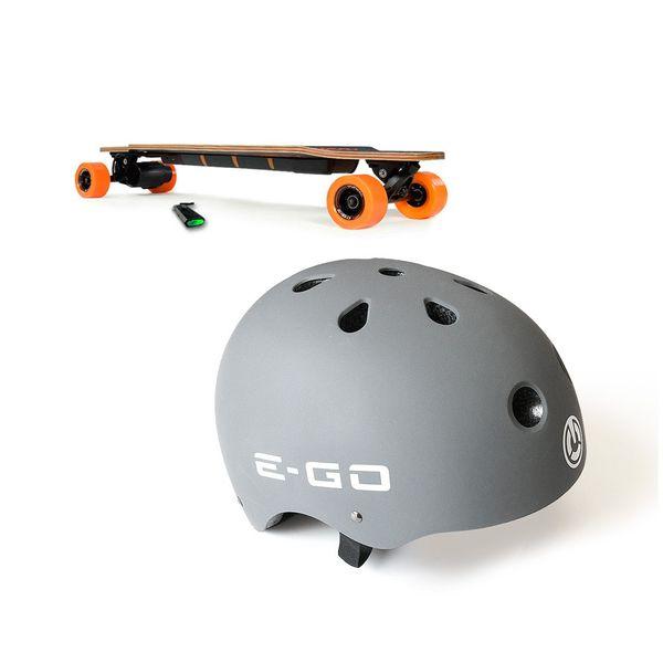 Yuneec Helm für E-GO EGO Elektro Skateboard  – Bild 1