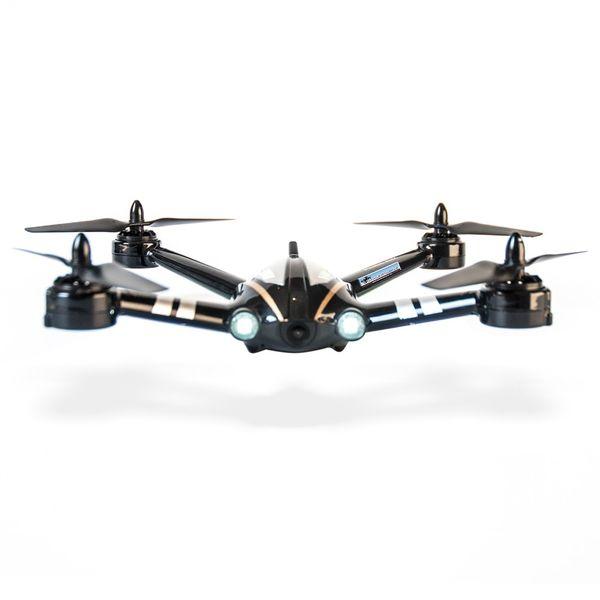 DS24 XK252 Spooky 3D Quadrocopter Drohne 3D 6G Flug Kunstflugdrone Racingdrone Kamera – Bild 2