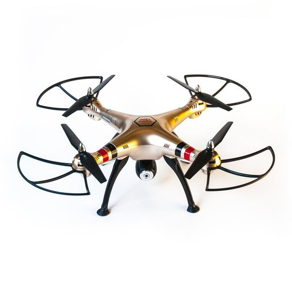 Syma X8HC Quadrocopter Hold Funktion 2MP Kamera Drohne 2.4GHz RTF – Bild 3