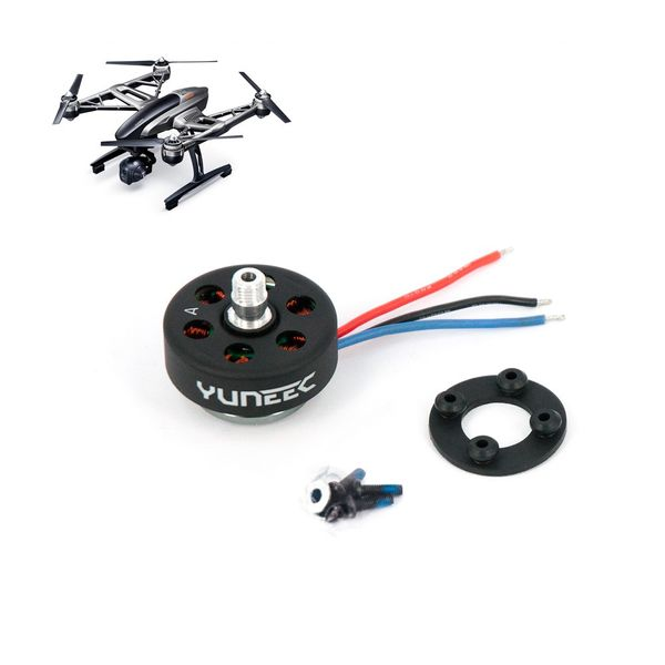 Yuneec Q500 4K Brushless Motor A rechtsdrehend schwarz – Bild 1
