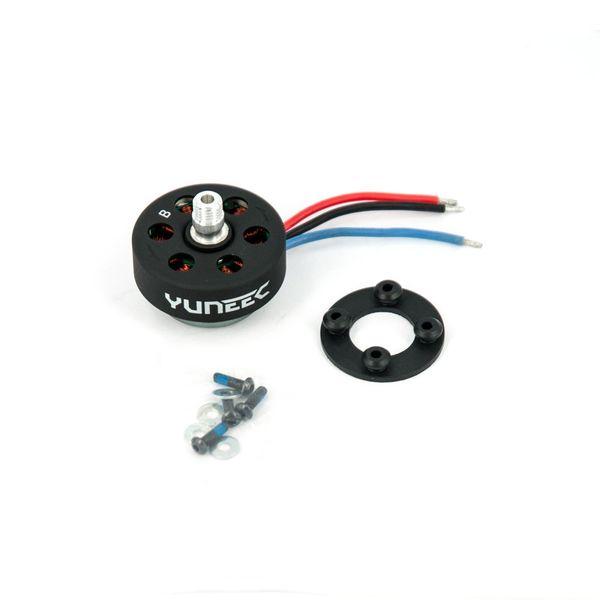 Yuneec Q500 4K Brushless Motor B linksdrehend schwarz – Bild 2