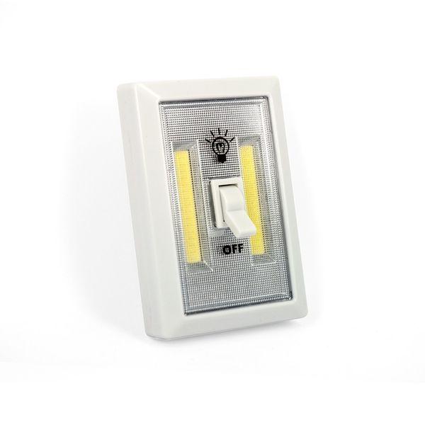 CLE LED Lichtschalter Switch ON OFF Superhell Notlicht Campinglicht Taschenlampe Bild 2