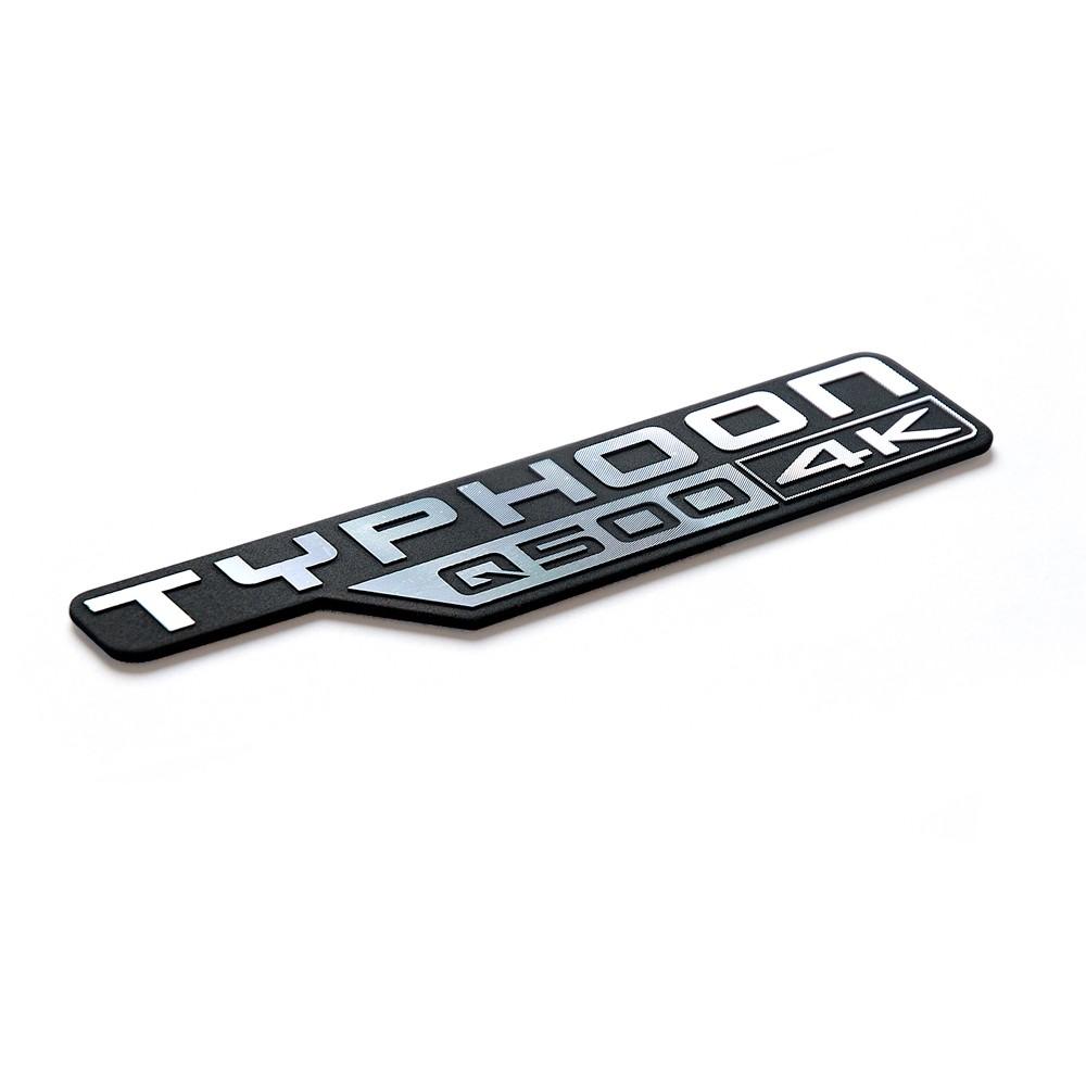 DS24 Yuneec Q500 4K Auto Plakette Autoschild
