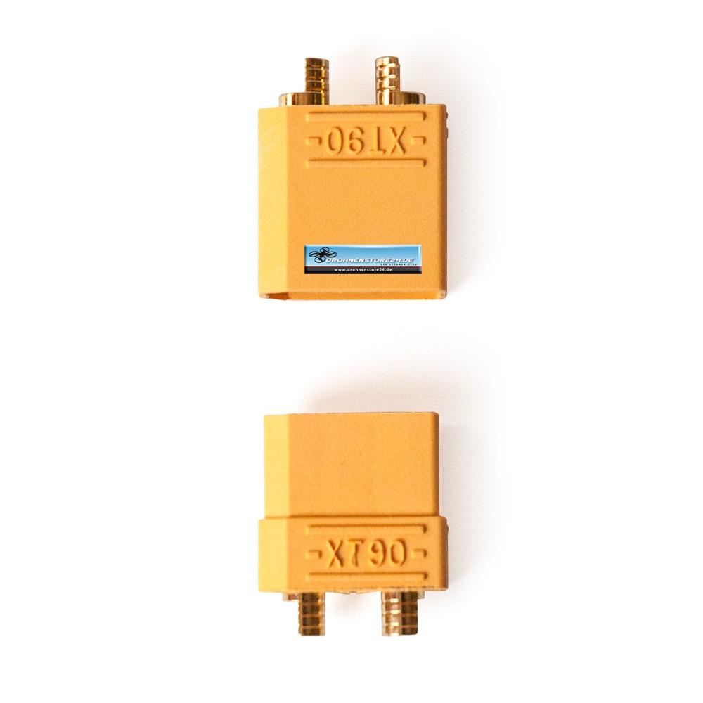 DS24 Hochstrom XT90 Stecker + Buchse 1Paar