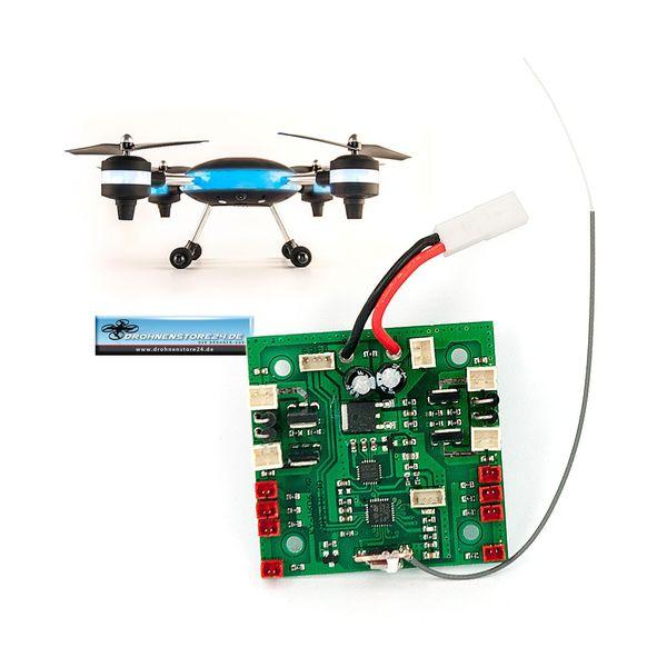 U-FLY Empfänger Platine W606-3W Drohne Quadrocopter Ersatzteil – Bild 1