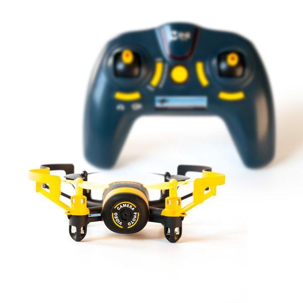 DS24 JXD Mini Ufo Drohne 512V Quadrocopter Kamera 2.4GHz Drone – Bild 4