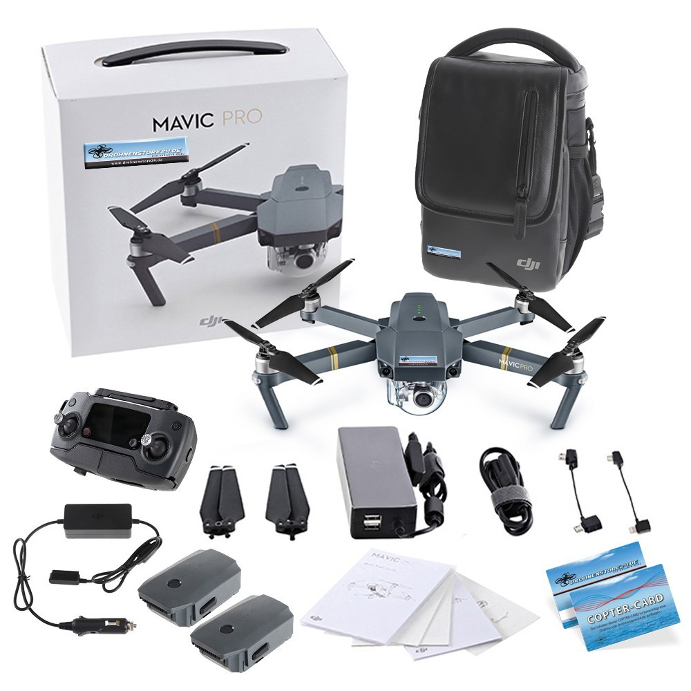 dji mavic pro combo fly more quadrocopter 4k innovation. Black Bedroom Furniture Sets. Home Design Ideas