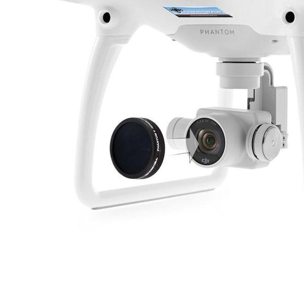 FREEWELL Premium DJI Phantom Filter ND4, ND8, CPL, UV Filter - inklusive Hochwertiger Tasche und Linsenreiniger  – Bild 6