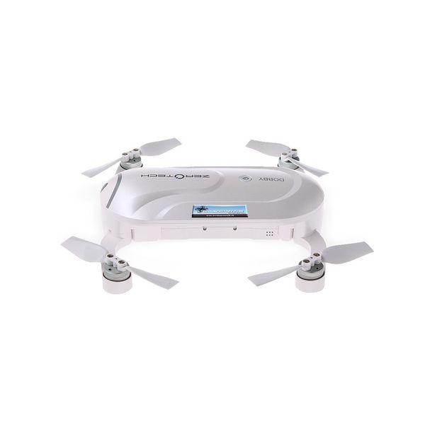 Zerotech Dobby 4K Selfie Drohne - Ultraleicht 200 Gramm - kleinster GPS Quadrocopter - Sonderedition mit Ersatzakku und Flugtasche - APP Steuerung – Bild 7
