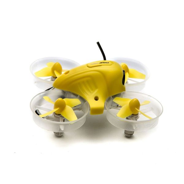 Blade Inductrix Mini FPV Quadrocopter - mit 4.3 Zoll Monitor und MLPD4 Sender - Ready to fly - RTF – Bild 4