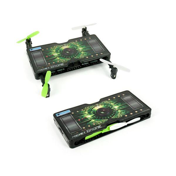 DS24 Ersatz Akku für Sky Pocket 1325 Drohne 3.7V 500mAh LiPo – Bild 3
