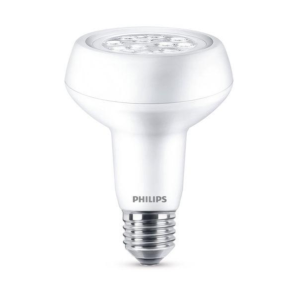 Philips CorePro LEDspotMV 3.7W = 60W Ersatz für Reflektorlampe E27 827 R80 40 Grad 370lm warmweiß -*A