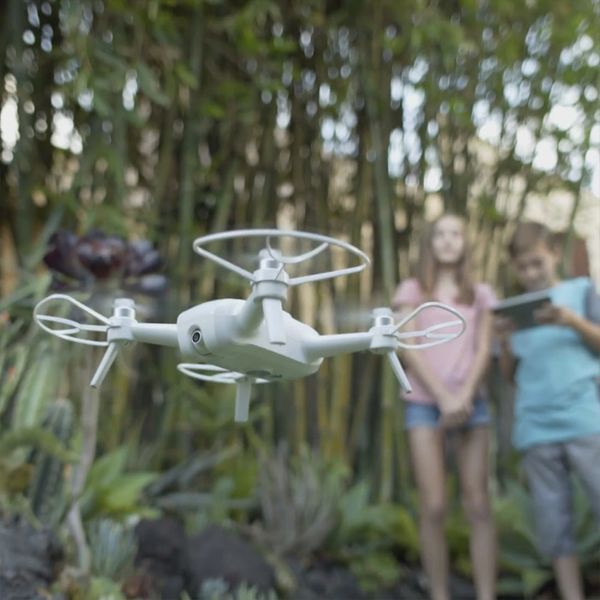 YUNEEC Breeze Quadrocopter + Ersatz Akku - Drohne mit 4K UHD Kamera – Bild 8