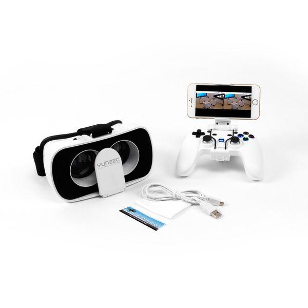 YUNEEC Breeze Quadrocopter + FPV und Controller KIT + Ersatz Akku - 4K UHD Kamera Drohne Neuheit 2016 – Bild 3