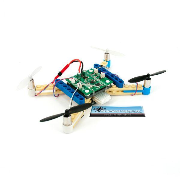 Ersatz Gummiband 1x DS24 Brick Baustein Drohne - Quadrocopter Hexacopter Ersatzteil  – Bild 3