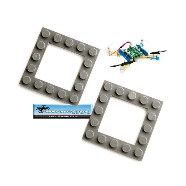 Zentraler Baustein 1 Paar für DS24 Brick Baustein Drohne - Quadrocopter Ersatzteil