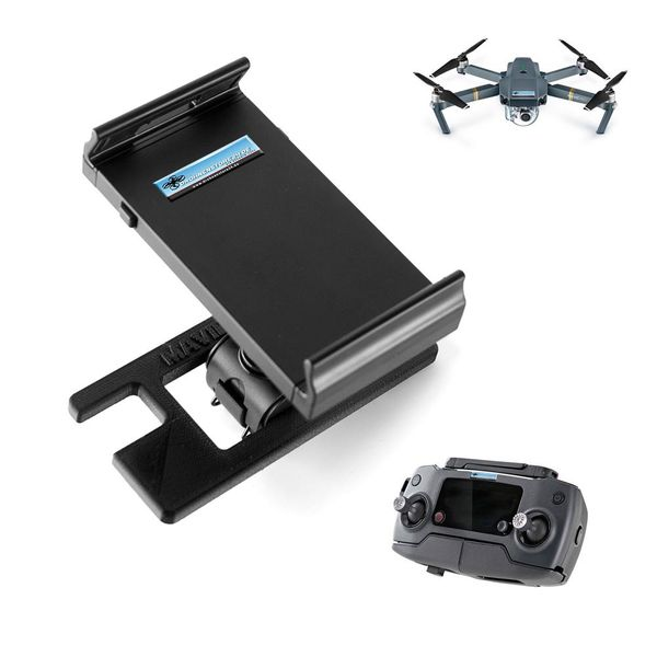 DS24 Tablet Haltererung für DJI Mavic Pro / Air / Spark Remote  - Tablet Holder - Mavic Spark Zubehör