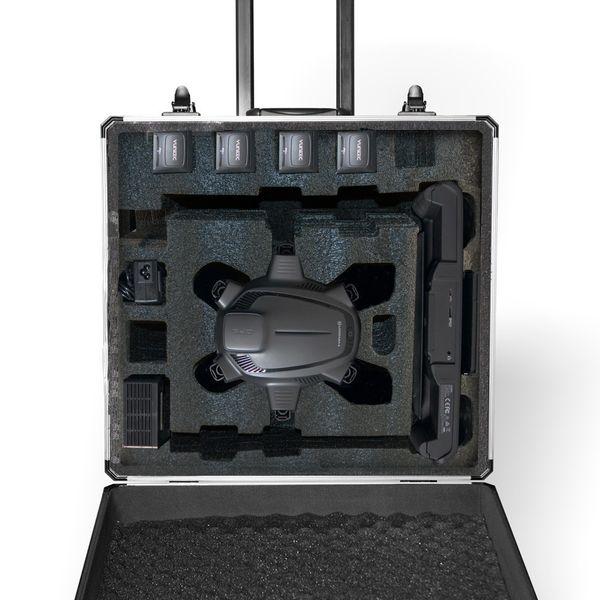 DS24 INLAY für Yuneec TYPHOON H  nur passend für den DS24 Trolley Koffer – Bild 2