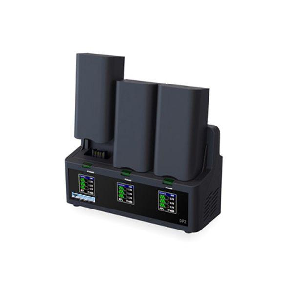 EV-Peak Ladegerät DP2 für Parrot Bebop 2 Akku - 3 Akkus 3S max. 35W 230V 35W 3CH  – Bild 3