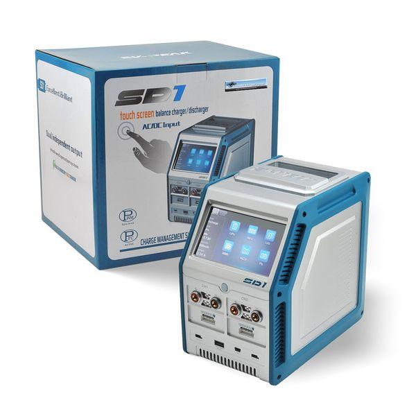 EV-Peak SD1 Ladegerät max 500W 30AMP x 2CH - Profi Ladegerät – Bild 4