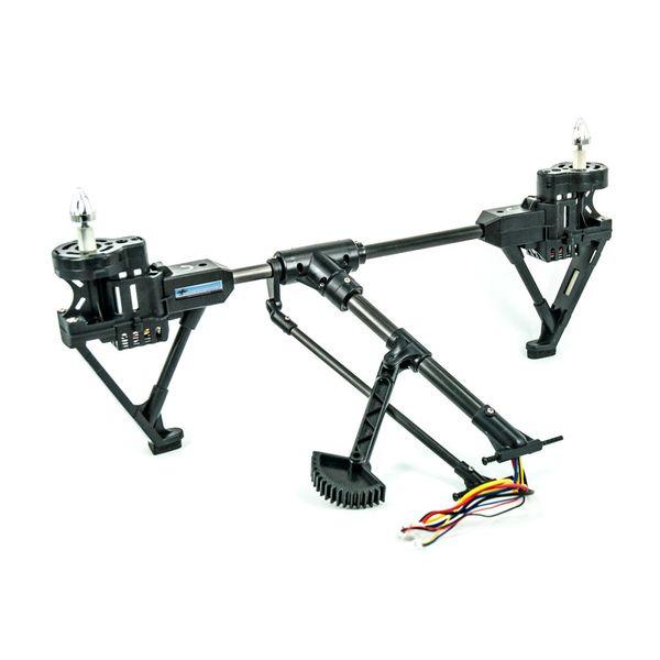 Ersatz Landegestell Links für Inspider Future1 Quadrocopter Q333  FlexCopters FX10 Modelle