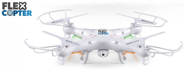 FlexCopters FX6 Version 2 Quadrocopter 6-Achsen Gyro RC Quadrocopter – Bild 5