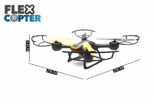 FlexCopters FX7 Vision Multicopter Drohne mit Headless Mode und Höhensensor  – Bild 4