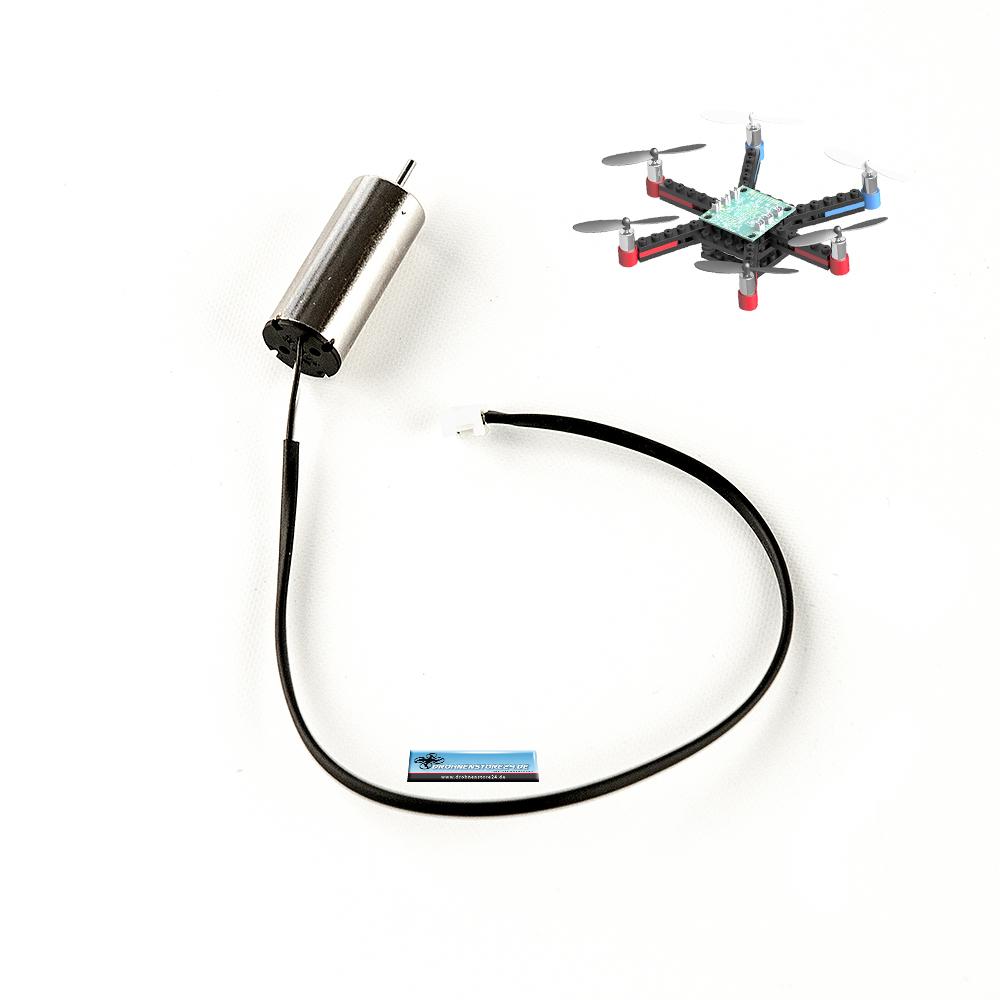 Ersatz Motor LINKS für DS24 Brick Hexacopter Baustein Drohne - Ersatzteil