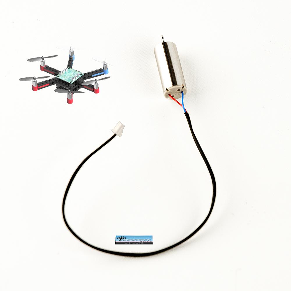 Ersatz Motor RECHTS für DS24 Brick Hexacopter Baustein Drohne - Ersatzteil