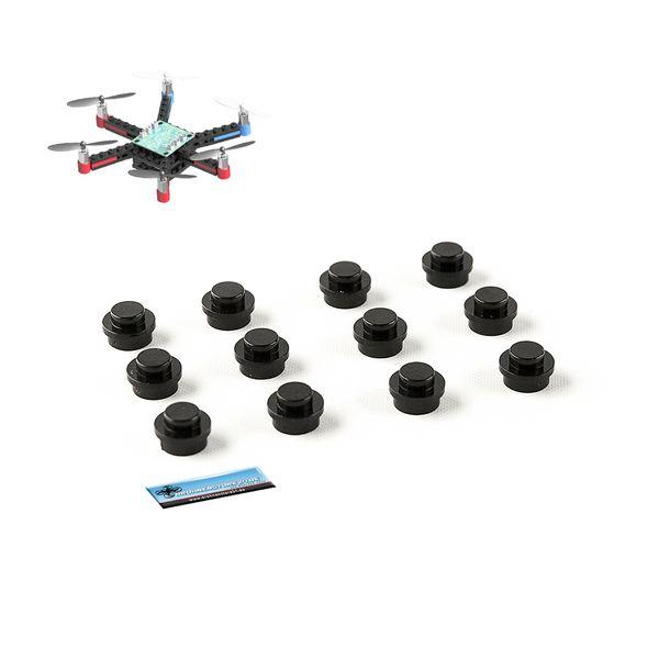 Ersatz Abdeckung Flugcontroller 12x für DS24 Brick Hexacopter Baustein Drohne – Bild 1