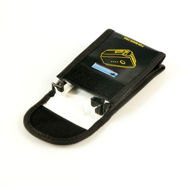 DS24 LIPO Guard Schutztasche für DJI Mavic AKKU - Zubehör  – Bild 2
