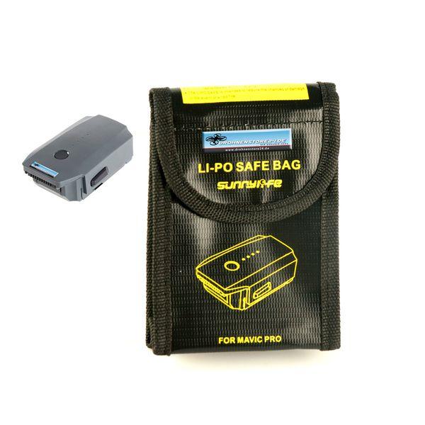 DS24 LIPO Guard Schutztasche für DJI Mavic AKKU - Zubehör  – Bild 1