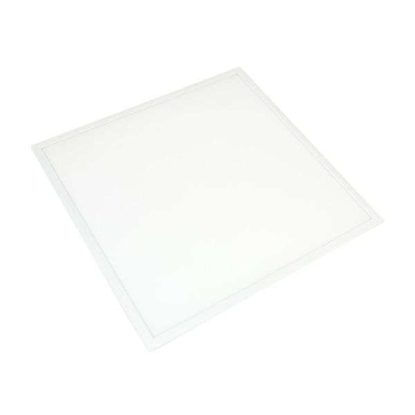 CLE Ultra Slim LED Panel weiß 3600lm 62x62cm warmweiß 3000K dimmbar – Bild 1