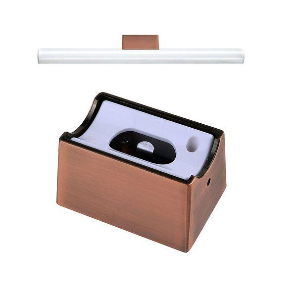 CLE Spiegelleuchte für Linestra Linienlampe LED - max 35/60W -  Kupfer S14d