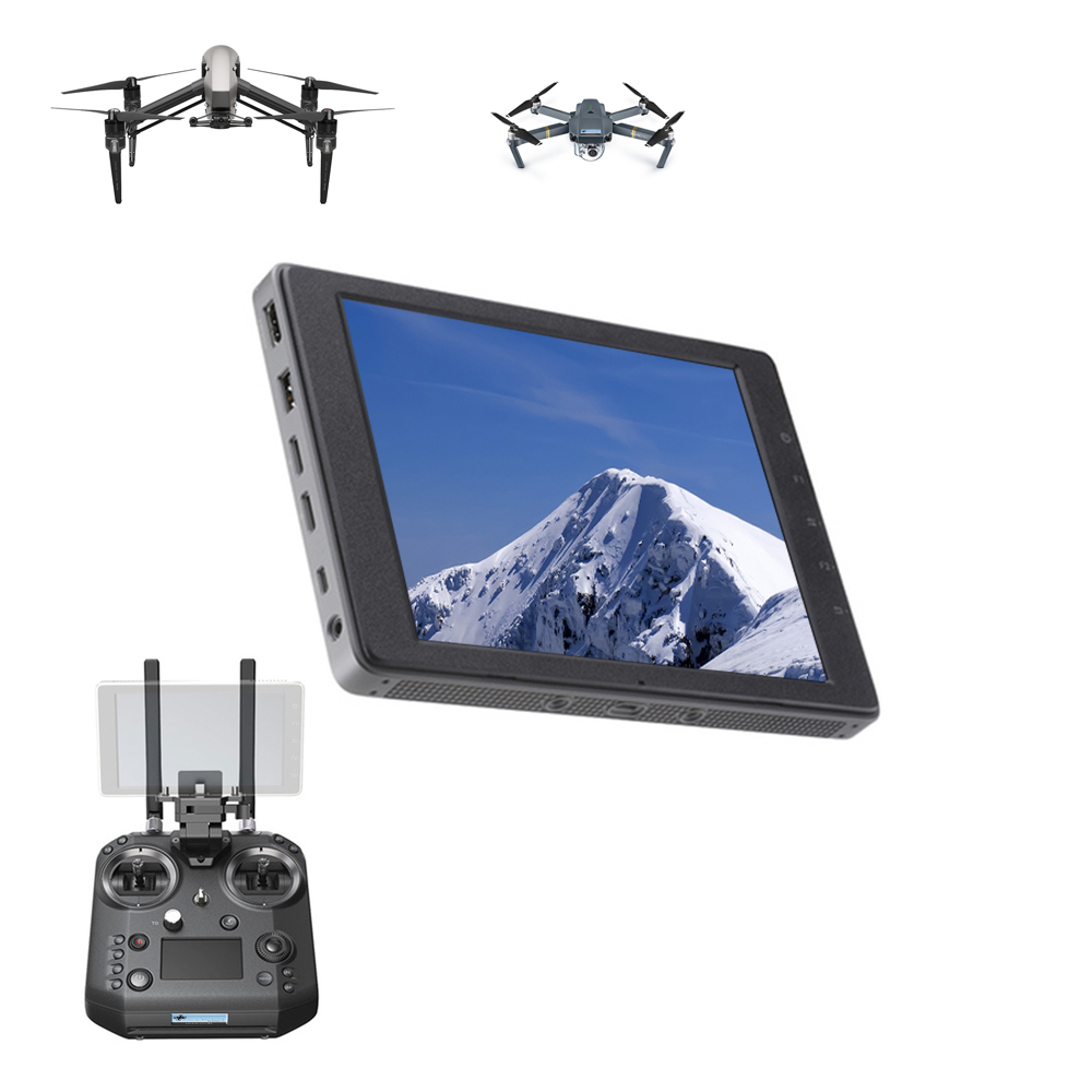 dji crystalsky monitor 7 85 zoll hohe helligkeit passend. Black Bedroom Furniture Sets. Home Design Ideas