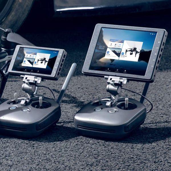 DJI CrystalSky Monitor 7,85 Zoll hohe Helligkeit passend für Mavic Pro, Phantom 3-4 Serie, Inspire, Osmo und Cendence  – Bild 3