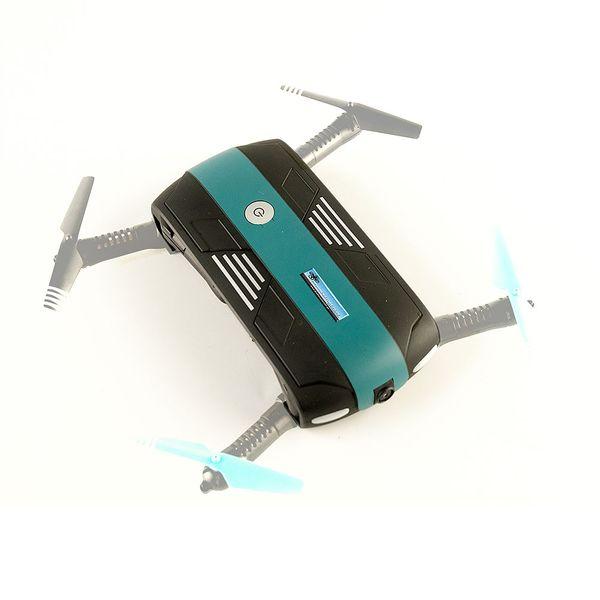 DS24 S-elfie Pocket Drohne Kamera Höhenstabil H4812 Quadrocopter – Bild 3