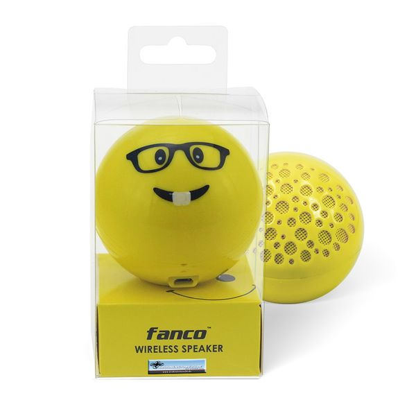 DS24 Wireless Lautsprecher Emoticon GLASSES Optik Bluetooth Speaker Sound Box – Bild 6