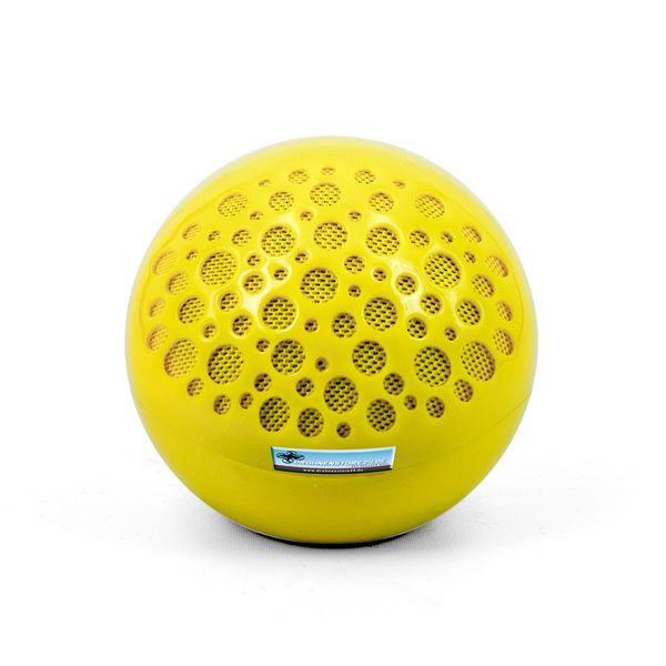 DS24 Wireless Lautsprecher Emoticon MONEY Optik Bluetooth Speaker Sound Box – Bild 3