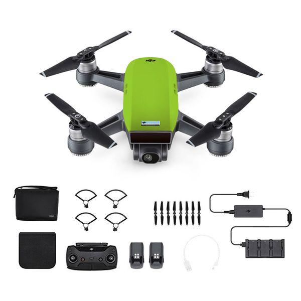 DJI Spark Fly More Combo Wiesengrün - Grün - Selfie Drohne – Bild 1