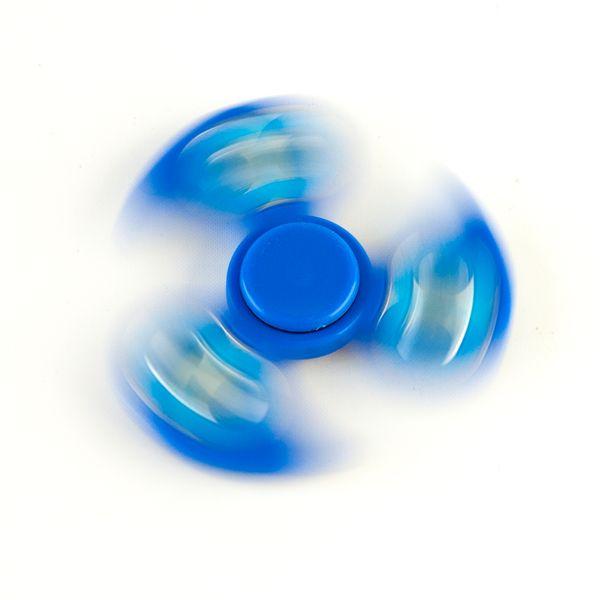 DS24 Spinner in Blau - Hand Spinner - Fidget Spinner  sofort DE frei Haus – Bild 2