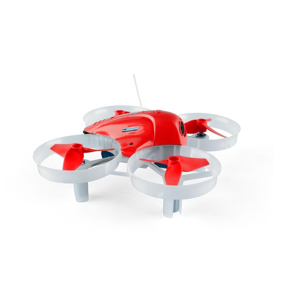 DS24 Cheerson CX95W Matador Mini Drohne ROT mit Kamera - Quadrocopter Homeracer – Bild 3