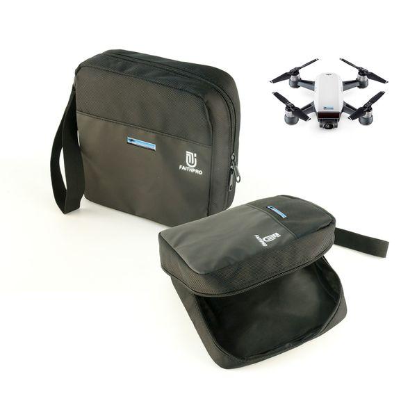 Transporttasche für DJI Spark - Tasche mit Handgelenkband - Wrist Bag - Einfacher und schneller Transport - Tragetasche – Bild 1