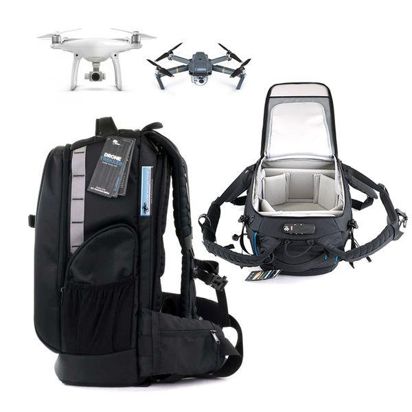 PolarPro Rucksack für DJI Mavic DJI Phantom 4 Pro 4 und 3 - GoPro - DLSR Kamera - Drone Trekker Backpack – Bild 1