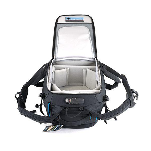 PolarPro Rucksack für DJI Mavic DJI Phantom 4 Pro 4 und 3 - GoPro - DLSR Kamera - Drone Trekker Backpack – Bild 3