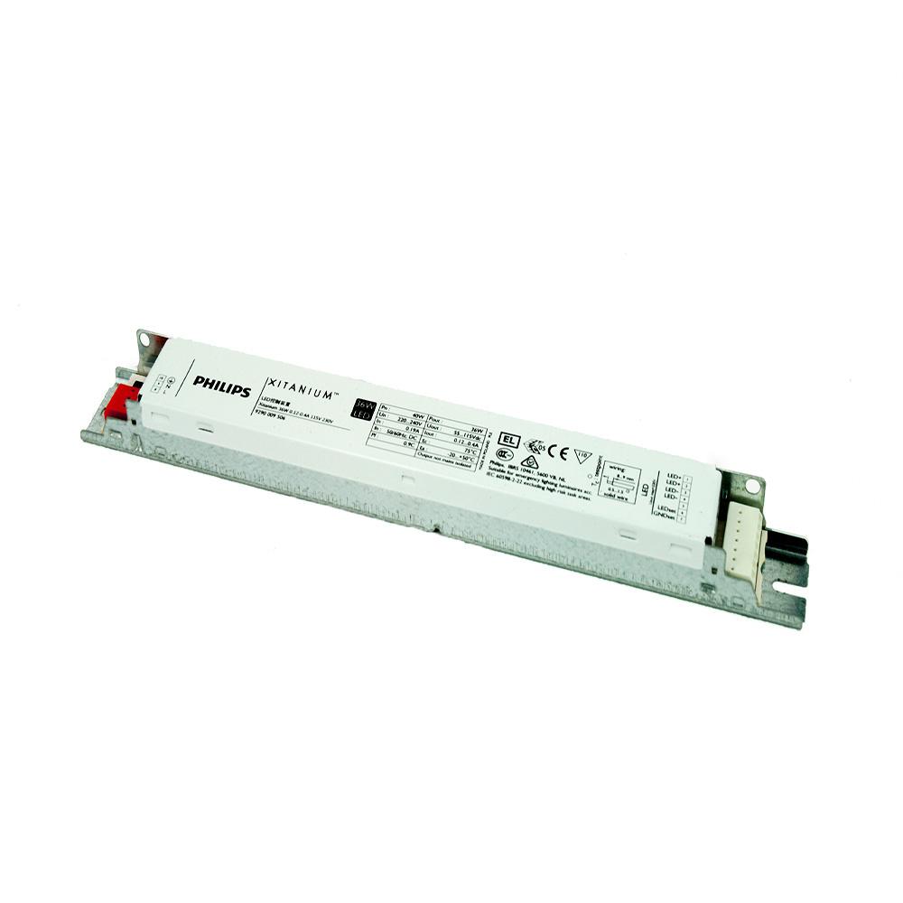 Philips Xitanium LED Driver 36W 0.12-0.4A 115V 230V