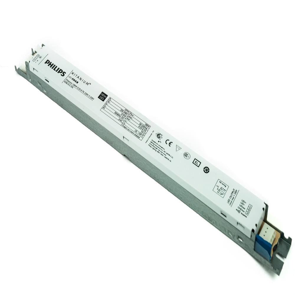 Philips Xitanium LED Driver 250-700mA 50-220V 100W 230V Konstantstrom Trafo Netzteil Netzgerät programmierbar