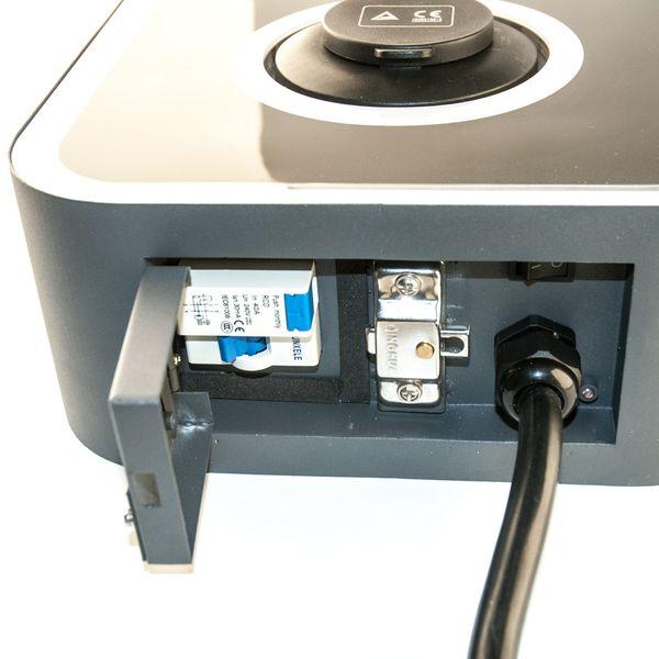 Ladegerät Wallbox HF Serie 1 Phasig 230V 7.2kW 32A Typ 2 Steckdose für Elektrofahrzeug Hybrid EV  – Bild 3