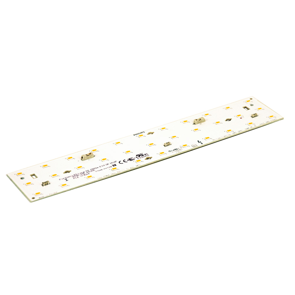 Philips Fortimo Linear LED Platine Line 1ft 1100lm 830 3R HV4F