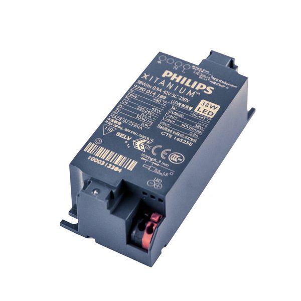 Philips Xitanium Mini Treiber 38W/m 0.9A 42V SC 230V – ohne Zugentlastung
